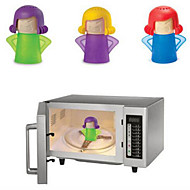 1 Pc Angry Mama Microwave Cleaner Cleaning Supply Kitchen Tools