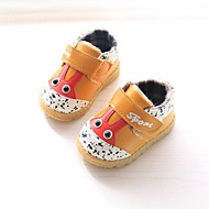 Bebê sapatos Couro Ecológico Outono Inverno Chanel Sapatos de Barco Para Casual Amarelo Azul Rosa claro