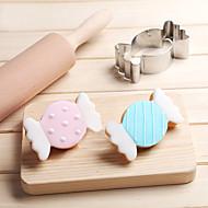billige Bakeredskap-Bakeware verktøy Rustfritt Stål Brød / Pai / Til Ost Tekneserie Formet / sovende baby Bakeform 1pc