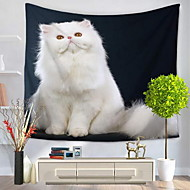 preiswerte -Wand-Dekor 100% Polyester Einfach Niedlich Wandkunst,Wandteppiche von 1