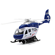 ieftine Toy Helicopters-Jucarii Μοντέλα και κιτ δόμησης Elicopter Jucarii Simulare Aeronavă Elicopter Aliaj Metalic MetalPistol Bucăți Unisex Cadou