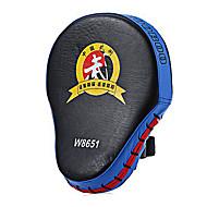 Boxerské rukavice Boxovací podložka Box a Martial Arts Pad Tréninkové terčové rukavice Taekwondo Box Sanda Muay Thai Karate Snadno