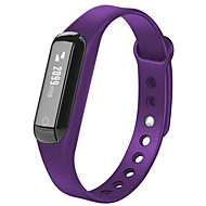 tanie Inteligentne zegarki-Inteligentne Bransoletka Regulator czasowy Pulsometr Wodoszczelny Spalone kalorie Krokomierze Zdrowie Kamera/aparat Budzik Śledzenie