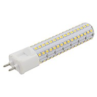 baratos Luzes LED de Dois Pinos-1pç 12W 960lm G12 Luminárias de LED  Duplo-Pin 144 Contas LED SMD 2835 Branco Quente Branco Frio 12-24V