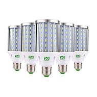 E26/E27 LED-kornpærer 108 leds SMD 5730 Dekorativ Varm hvit Kjølig hvit 3350-3450lm 2800-3200/6000-6500K AC 85-265V