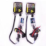 cheap Car Lights-H8 9006 9005 H1 H11 H3 H4 H7 Motorcycle Light Bulbs 55W W lm Headlamp
