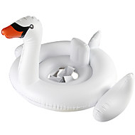 Inflatable Pool Floats Portable Foldable Compression Sunstroke Prevention Swimming Flamingo Cartoon Swan Watermelon