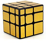 Rubiks terning MoYu Spejlterning 3*3*3 Let Glidende Speedcube Magiske terninger Stresslindrende legetøj Pædagogisk legetøj Puslespil Terning Glat klistermærke Børne Voksne Legetøj Unisex Drenge Pige