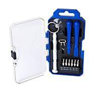Werkzeuge Abschnitt ein Satz von iphone Reparatur / 1 Sets für die 10k Präzisions-Schraubendreher
