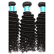 Vinsteen Burmese Deep Wave Hair Weave 3 Bundles 24-30 Inch Virgin Human Hair Extensions Unprocessed Human Hair Weave