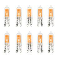 billige Bi-pin lamper med LED-3W LED-lamper med G-sokkel T 2 leds COB Dekorativ Varm hvit Kjølig hvit 200-300lm 2800-3200/6000-6500K AC 220-240V