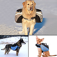 Pes psí smečky Domácí mazlíčci Nosiče Nastavitelná/Zatažitelný Reflexní Přenosný Jednobarevné Šedá Modrá