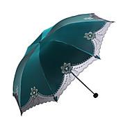flash stickerei tuch schwarz kleber sonnenschutz sonnenschirm regenschirm damen sonnenschirm