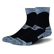 Sportsokker / Athletic Socks Cykel / Cykling Sokker Herre Yoga / Vandring / Klatring Hold Varm / Campering & Vandring / Anatomisk design
