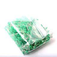 Led fénykibocsátó dióda 3mm zöld fény (1000db)