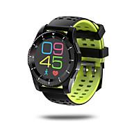 tanie Inteligentne zegarki-Inteligentny zegarekSpalone kalorie Krokomierze Sportowy Pulsometr Ekran dotykowy Informacje Odbieranie bez użycia rąk Anti-lost Kontrola