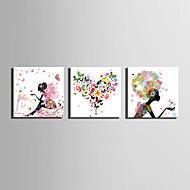 Abstrakt,Et Panel Kanvas Print Vægdekor For Hjem Dekoration