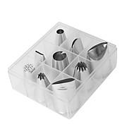 billige Bakeredskap-Dessert dekoratører 3D Annen Rustfritt Stål + A-klasse ABS Annen