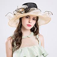 svilene organza kape headpiece vjenčanica elegantan ženski stil