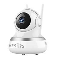 Veskys® 2.0mp 1080p hd wifi vigilância de segurança ip câmera nuvem de armazenamento de dois vias de monitor remoto de áudio