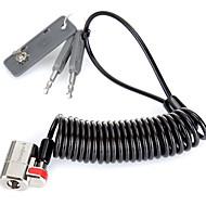 Kensington k64699 fechaduras de laptop fechaduras de doca fechadura de chaves estendem o bloqueio de senha do bloqueio dail