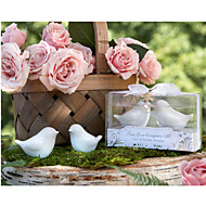 abordables Regalos Prácticos-pájaros del amor saleros y pimenteros con encantadores obsequios para fiestas beter gifts® 10 x 4 x 5 cm / caja