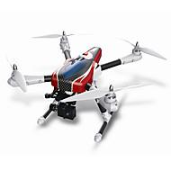 Χαμηλού Κόστους Προσφορές Μαύρη Παρασκευή-RC Ρομποτάκι XK X500 6 Kανάλια 6 άξονα 2,4 G Ελικόπτερο RC με τέσσερις έλικες Φώτα LED / Επιστροφή με ένα kουμπί / Auto-Απογείωση Ελικόπτερο RC με Tέσσερις έλικες / Τηλεχειριστήριο / 1 Uπαταρία Y