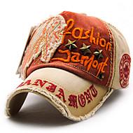 מצחת כובע יוניסקס גודל מתכוונן יום יומי\קז'ואל ל חוץ מחנאות וטיולים אופנייים
