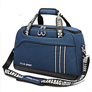 Men Bags All Seasons PU Travel Bag for Casual Outdoor Blue