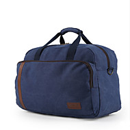 Unisex Bags All Seasons Canvas Travel Bag for Casual Outdoor Blue Black Coffee khaki