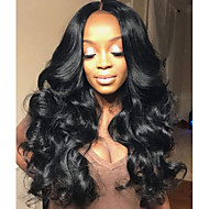 2017 Summer New Style Afro Kinky Lace Front Human Hair Wigs with Baby Hair Brazilian Virgin Human Hair for Black Women Natural Hairline Shipping Free