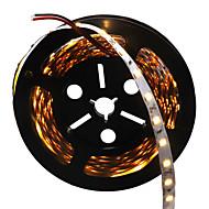 お買い得  LEDストリップライト-HKV 300 LED 温白色 ホワイト カット可能 ノンテープ・タイプ DC 12V