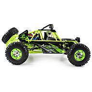RC Car WL Toys 12428 2.4G Terenac 4WD High Speed Drift Car Off Road Car Rock Climbing automobila Buggy (terenski) 1:12 Četka Electric 50