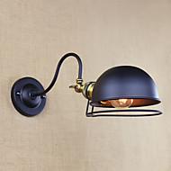 AC 220-240 AC 110-130 40 E26/E27 Enkel Retro Rød Land Maleri Trekk for Mini Stil Pære inkludert,Nedlys Vegglampe