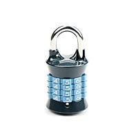 Master lås 1533eurnblk passord lås 4 siffer passord bagasje hengelås dail lock passord lås