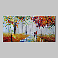 cheap Oil Paintings-Large Size Hand-Painted Knife Oil Paintings On Canvas Modern Abstract Wall Picture For Home Decoration No Frame