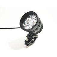 motorkerékpár reflektorfénybe külső átlátszó vízálló fény 4 gyöngy lámpa