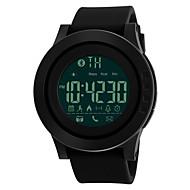 billige Sportsur-SKMEI Herre Digital Digital Watch Armbåndsur Militærur Sportsur Japansk Alarm Kalender Kronograf Vandafvisende Fjernbetjening LED