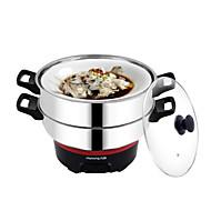 Mutfak Aluminyum Alaşım 220V Instant Pot Gıda Buharlı