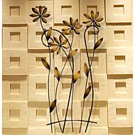 壁の装飾鉄のヴィンテージウォールアート抽象的なテーマの金属壁の芸術