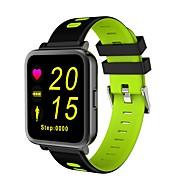 SmarturBrændte kalorier Skridttællere Sport Pulsmåler Touch Screen Distance Måling Information Handsfree opkald Beskedkontrol