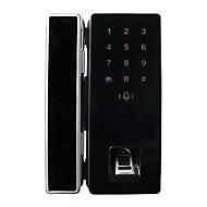 billige Intelligente låser-Legering Intelligent Lås Smart hjemme sikkerhet System Innendørs låsfunksjon Tilfeldige sikkerhetskodeinnstillinger Anti peeping passord