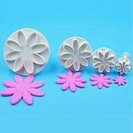 1 set Kunststoff Für den täglichen Einsatz Kuchenformen Backwerkzeuge
