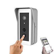 cheap -YanSe 960P Smart IP WIFI Doorbell With Battery Home System Wireless Visual Intercom Anti-Theft Doorbell  Camera (Tamper app alarm)