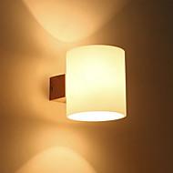 billige Vegglamper-Moderne / Nutidig Vegglamper Glass Vegglampe 220V 12W