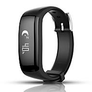 tanie Inteligentne zegarki-Inteligentne Bransoletka Wodoszczelny Ładowanie bezprzewodowe Spalone kalorie Krokomierze Długi czas czuwania Informacje Obsługa aparatu