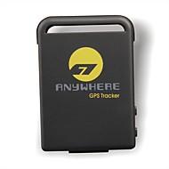 billiga Personlig säkerhet-GPS-spårare Plast Barn Anti Lost / Pet Anti Lost / Nyckel finder Vattentät / APP Control / Nyckel finder GPRS