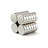 50 pcs 10*3mm Magnetiske puslespil Magnetisk blok Neodymmagnet Superkraftige neodym-magneter Magnetisk GDS Unisex Drenge Pige Legetøj Gave