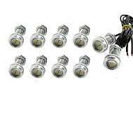 economico Luci diurne-SO.K 10 pezzi 1156 Auto Lampadine SMD 5630 180lm luci esterne For Universali