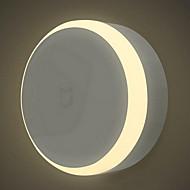 Χαμηλού Κόστους Xiaomi®-Xiaomi 1 τμχ LED νύχτα φως Θερμό Λευκό Μπαταρία Υπέρυθρος Αισθητήρας Με ροοστάτη Έλεγχος φωτισμού Ανιχνευτής ανθρώπινου σώματος